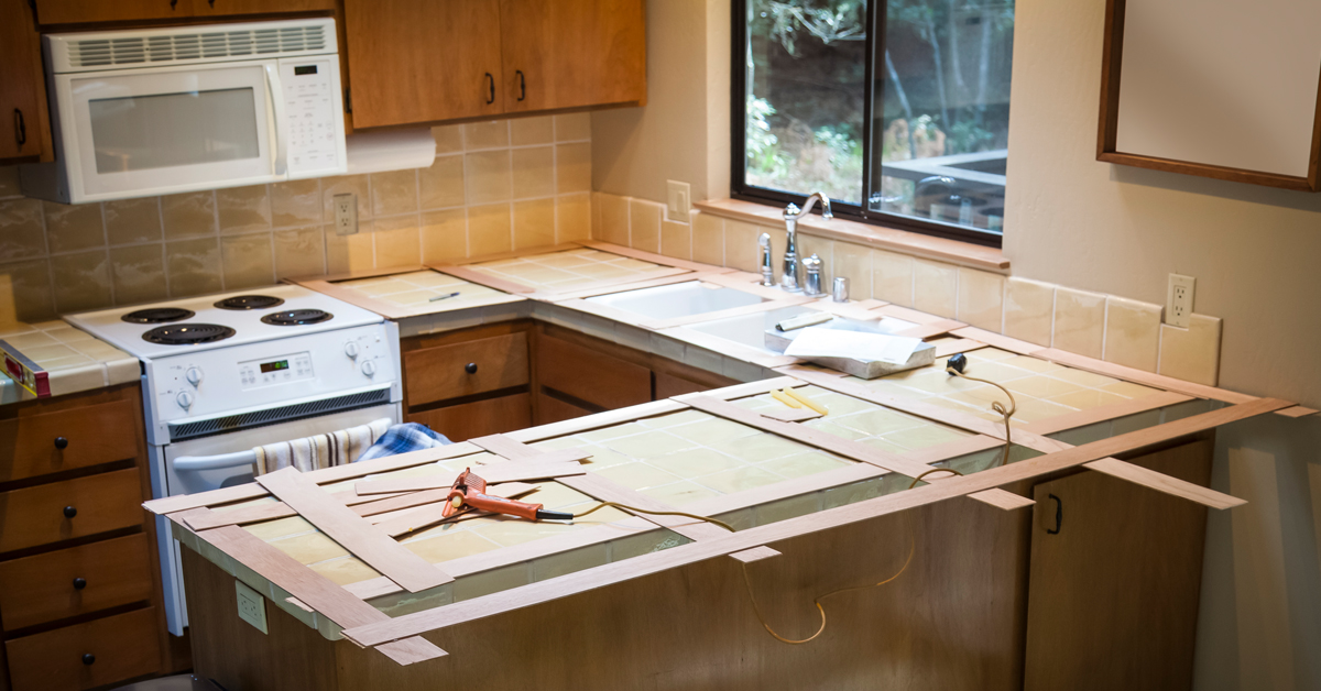 Are You Ready For Your Countertop Template